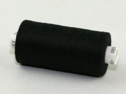 Coats Moon Thread - Black