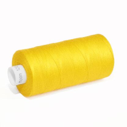Coats Moon Thread - Bright Yellow