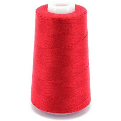 Overlocking Thread - Xmas Red 500