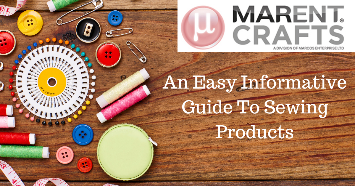 An Informative Guide To Sewing Products