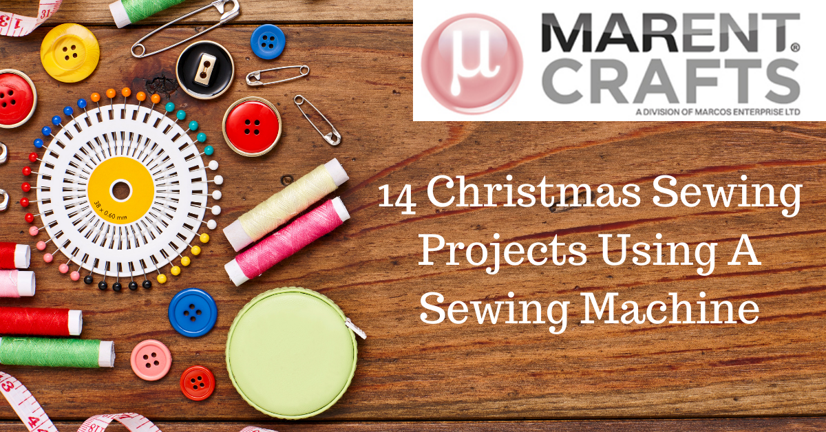 14 Christmas Sewing Projects