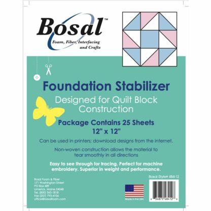 Fabric-stabilizer